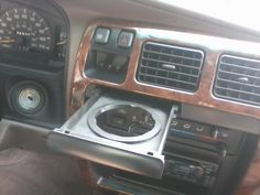 Replacement cupholder / smartphone compartment for 3rd gen Toyota 4Runner by dylan77.