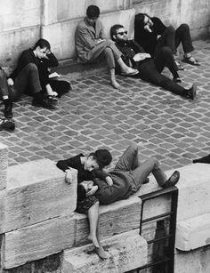 Paris 1963 Photo: Alfred Eisenstaedt