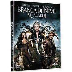 DVD - Branca de Neve e o Caçador