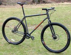 singlespeed dirt dropper fahrrad bike bicycle und. Black Bedroom Furniture Sets. Home Design Ideas