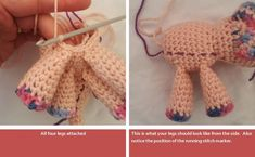 ideas crochet baby elephant hat lion brand for 2019 - Before After DIY Free Baby Patterns, Crochet Dolls Free Patterns, Crochet Blanket Patterns, Crochet Motif, Crochet Baby, Hat Crochet, Mobiles, Knitted Stuffed Animals, Crochet Animals