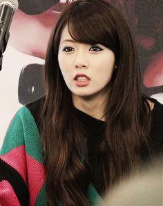 HyunA Wonder Girls Members, Kim Hyuna, Triple H, Rapper, Sexy, Hair, Singer, Strengthen Hair