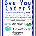 A Goodbye Rhyming Book