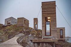 Norwegian Cabin Cluster | HiConsumption
