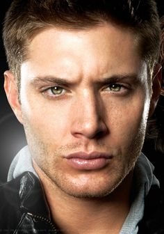 Jensen Ackles - Supernatural. I will marry this man someday call me creepy or insane I don't care but it's fact