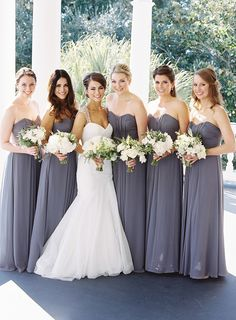 bridesmaid dress idea; photo: Virgil Bunao