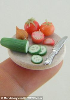 (Small) Finger food