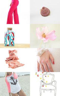 Pink Superbs
