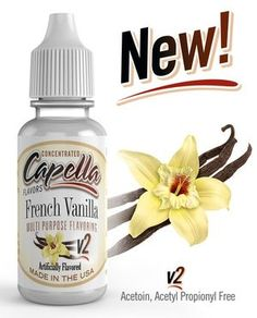 Shop and discover emerging brands from around the world French Vanilla, Vanilla Flavoring, Bakery, Bottle, Food, Drink, Vanilla, Beverage, Flask