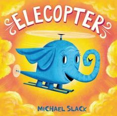 Fly along with Elecopter as she soars above the savannah, patrolling the skies with her fire-hose nose at the ready. The other animals are safe with Elecopter on the scene--Elecopter is a hero for all.