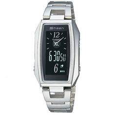 Casio Sheen Digital Ladies Watch $99
