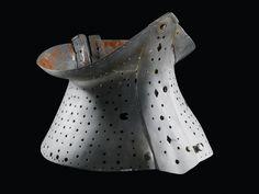 Brass corset, England, 1800-1880