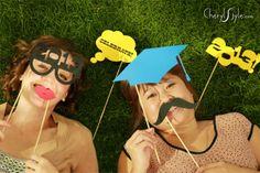 fun graduation ideas | photoboothgradpartyfun