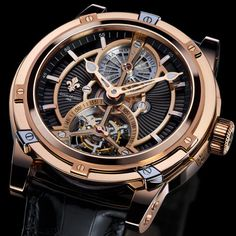 Vertalor by Louis Moinet: the very essence of the watchmaker's art