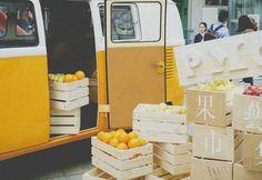 #FruitJammingMarket #pmq #fruit #fruitmarket #central #hkig #orange #unique…