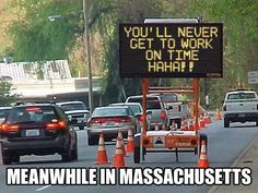 meanwhile in Massachusetts....