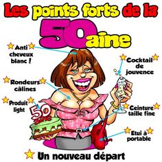 photo humour 50 ans                                                                                                                                                                                 Plus