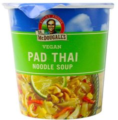 My Table is Green: Pad Thai with Greens