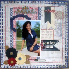Senior Pics.. - Scrapbook.com
