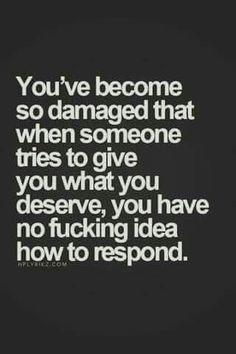 #Damaged