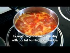 More delicious Fat Burning Soup Recipes from www.fatlosshelptips.com's FAT BURNING RECIPES SERIES.