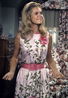 "Elizabeth Montgomery from ""Bewitched"""