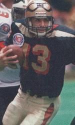 Kurt Warner playing Arena Football with the Iowa Barnstormers Arena Football, Nfl Football, Football Players, Football Helmets, Baseball, Go Browns, Canadian Football, National Football League, My Passion