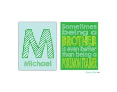 Sometimes Being a Brother is Even Better Than by SimplyYouPrints, $16.00