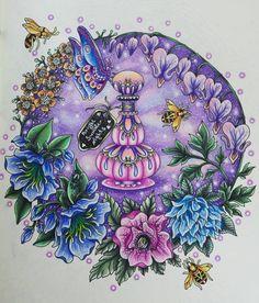 #tidevarv by @hannakarlzon Раскрашено prismacolor #colortherapy #hannakarlzon #dagdrömmar #daydreams #sommarnatt #magiskgryning #magicaldawn #coloringbook #arte_e_colorir #artecomoterapia #bayan_boyan #adultcoloringbook #coloring #coloringforadults #раскраскаантистресс #divasdasartes #watercolorpainting #prismacolor #coloringmasterpiece #creativelycoloring #coloringsecrets #coloringforfun #colortherapyclub #colorindolivrostop #målarbok #målarbokförvuxna #divasdasartes
