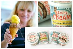 Beachy Cream ice cream is now available at Whole Foods!  This might be dangerous...