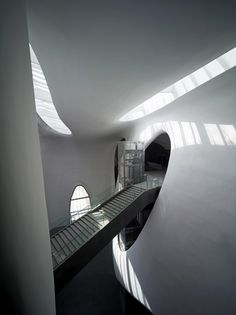 Image 6 of 13 from gallery of Ordos Art & City Museum / MAD Architects. Photograph by Shu He
