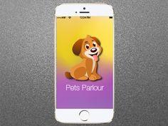 Code Khadi iOS App Development - Pets Parlour