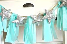 little mermaid/under the sea Birthday Party Ideas | Photo 4 of 40 | Catch My Party