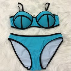 FINAL PRICE New ,Cute,Padded swimsuit Size S Bra fits to cup size B Sport fashions Swim