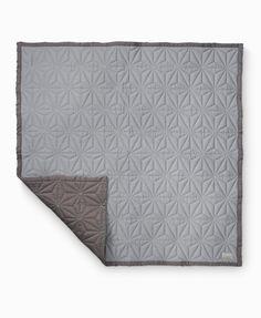 CamCam quiltet tæppe - mint - CamCam - Brands / lillelykke.dk
