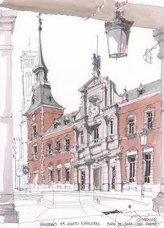 Ministerio de Asuntos Exteriores, Madrid, ES