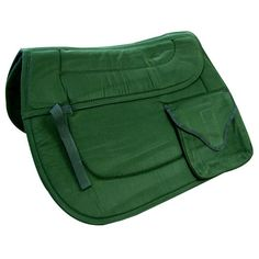 Dark Horse Tack is proud to offer... Pad has two water proof pockets, they are handy and wonderful for trail and pleasure riding. This is a very classy and useful pad for those of us that trail ride i