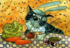 The False Hare Victoria Kirdy