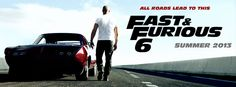 Fast & Furious 6 - banner