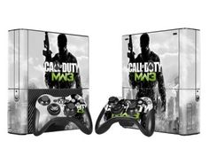 Skin sticker Xbox 360 E - Call of Duty MW3