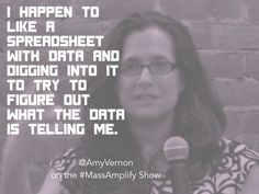 I didn't know where else to repin this. :) But it's true!!! @AmyVernon on the importance of analytics in social media on the #MassAmplify Show http://massamplifyshow.com