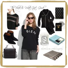 The Black & White Gift Guide by Heirloom Philosophy