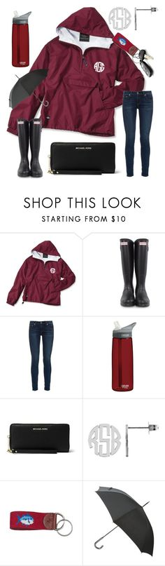 """Official Polyvore Prep Squad Contest"" by ctrygrl1999 ❤ liked on Polyvore featuring Hunter, rag & bone, CamelBak, MICHAEL Michael Kors, Southern Tide and Kenzo"