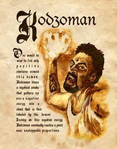 Kodzoman by Charmed-BOS.deviantart.com on @deviantART