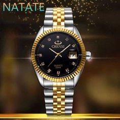$17.13 (Buy here: https://alitems.com/g/1e8d114494ebda23ff8b16525dc3e8/?i=5&ulp=https%3A%2F%2Fwww.aliexpress.com%2Fitem%2FNATATE-Men-Business-Fashion-Brand-CHENXI-Men-Watch-Intermetallic-gold-Stainless-Steel-Quartz-Wrist-Watch-Waterproof%2F32506668242.html ) NATATE Men Business Fashion Brand CHENXI Men Watch Intermetallic gold Stainless Steel Quartz Wrist Watch Waterproof Watch 0140 for just $17.13