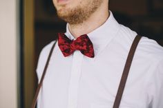 Bow Tie 7 Suspender Outfit