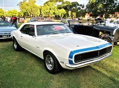 Chevrolet Camaro (first generation) - Wikipedia, the free encyclopedia