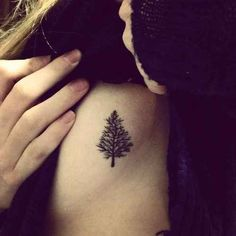 small tree tattoo is one of best tattoo design for anyone who looking for a totally beautiful and incredible design. small tree tattoo was uploaded on March Discover, save and rate your favorite tattoos and get inspired. Pretty Tattoos, Love Tattoos, Beautiful Tattoos, New Tattoos, Small Tattoos, Tatoos, Girl Tattoos, Small Hidden Tattoos, Incredible Tattoos