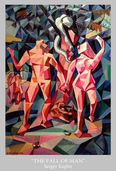 """""""FALL OF MAN"""" Oil on canvas 70x100 cm. 2014 AVAILABLE sergey@snw.be"""