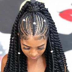 2019 Stylish and Creative Braids to Try